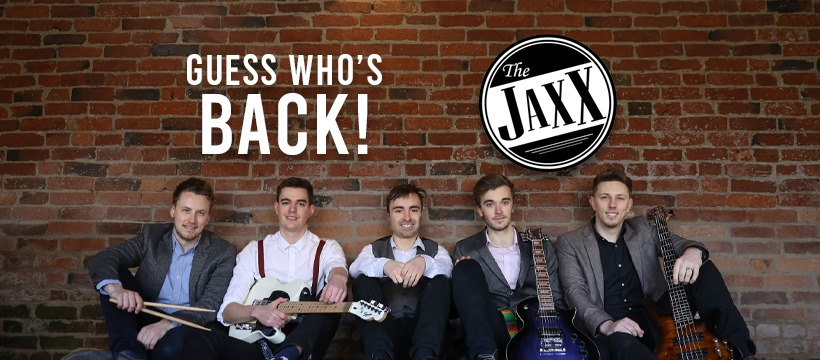 You are currently viewing The Jaxx @ Chaddesden Jubilee Club